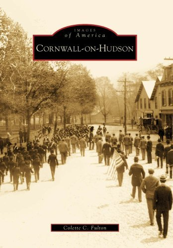 Cornwall-On-Hudson, NY (IMG) (Images of America) by Colette C. Fulton - Ny Fulton Stores