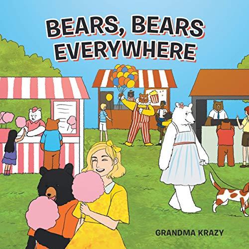 Everywhere Bear - Bears, Bears Everywhere