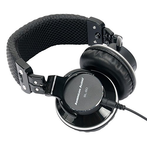 ADJ Products BL-60B DJ Headphones