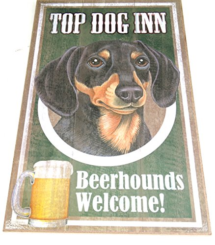dachshund-fathers-day-gift-top-dog-inn-beer-hound-sign-dog-lovers-gift-10-x-15-wood-signwall-decor-b