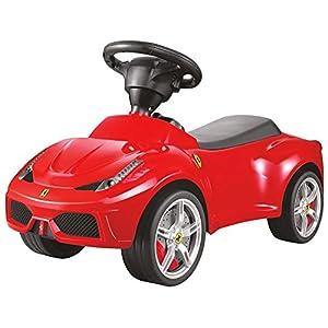 Best Ride On Cars Ferrari F12 Push Car, Red