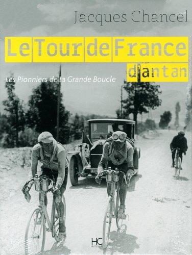 Le tour de France d'antan