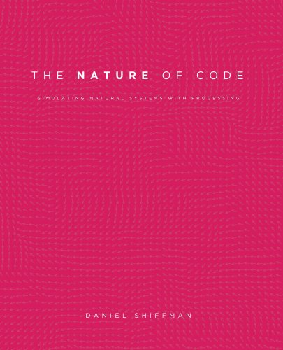 Daniel Shiffman The Nature of Code Book Cover Back