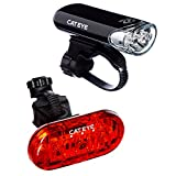 CAT EYE - HL-EL135 LED Safety Bike Headlight for