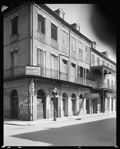 Photo: Gally House,536 Chartres Street,Falstaff Beer,New - Orleans Store New Indian