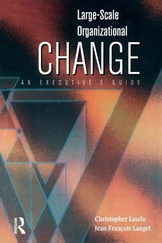 Large-Scale Organizational Change by Brand: Routledge