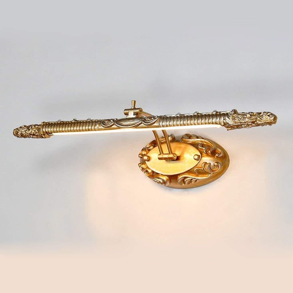 A-10w 66cm Badezimmerspiegel Beleuchtung LED-Spiegel Scheinwerfer, wasserdichte Spiegelschrank Badezimmer Badezimmer Spiegel vorne (Farbe  B-7w 50 cm)
