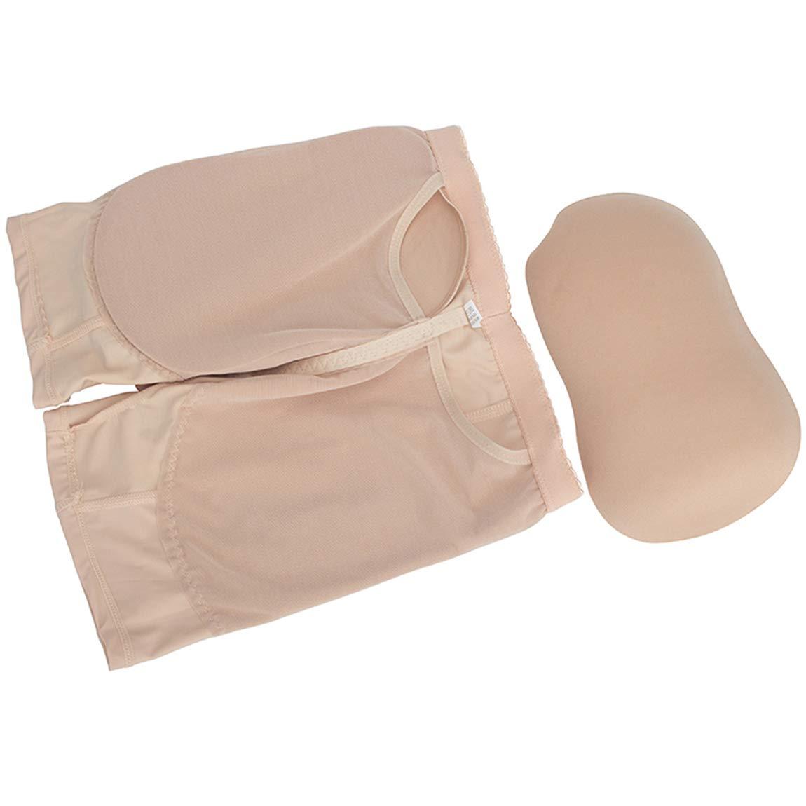 DODOING Womens Padded Panties Butt Lifter Hip Enhancer Underwear Control Panty