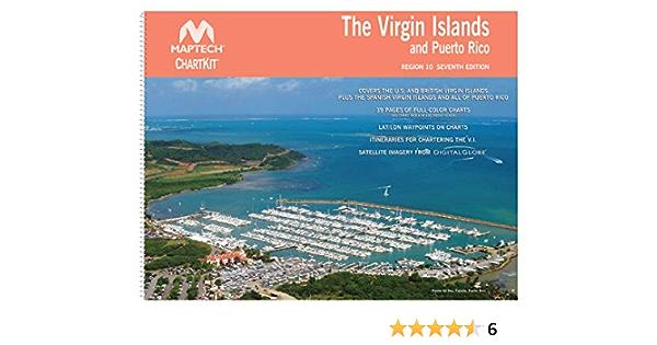 Chart Kit BBA The Virgin Islands-Region 10