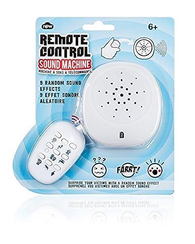 NPW Remote Control Sound (Effetti Sonori Machines)