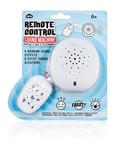 NPW Remote Control Sound Machine -