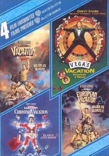 The Ultimate Vacation Collection (National Lampoon's Vacation / Vegas Vacation / European Vacation / Christmas Vacation) Lampoon Vacation Christmas