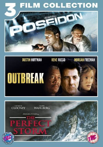 Outbreak/The Perfect Storm/Poseidon Triple Pack [DVD] by Dustin Hoffman B01I06PAJQ