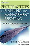 img - for Best Practices in Planning and Management Reporting by David A. J. Axson (2003-03-07) book / textbook / text book