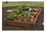 New 84'' x 42'' Raised Garden Bed Planter Kit Gardening Vegetable Gardener Frame