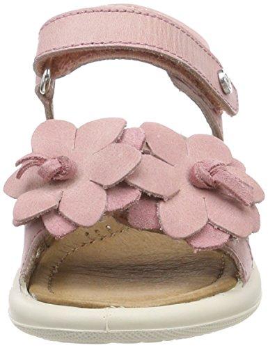 Naturino Mädchen 6041 Riemchensandalen Pink (Rosa)