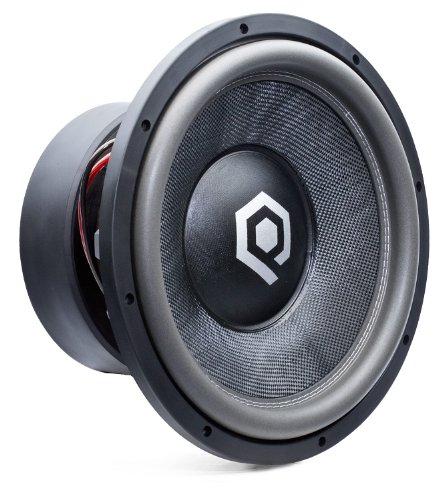 "SoundQubed HDC415 15"" Dual 1 ohm Aluminum Competition Subwoofer 2000W RMS"