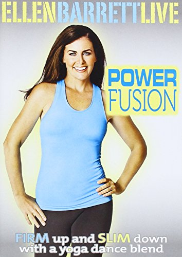 Power Fusion by Ellen Barrett Live