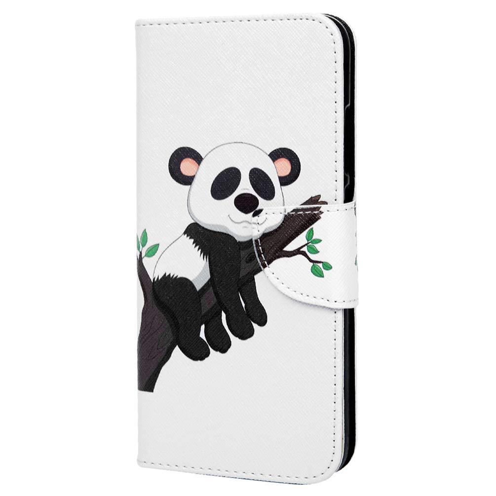 f/ür Xiaomi Redmi Note 7 H/ülle Leder Flip Case Tasche Wallet Handyh/ülle Kunstleder Bookstyle Brieftasche Schutzh/ülle Handytasche Magnetisch Kartenfach St/änder Etui Farbe Schmetterling