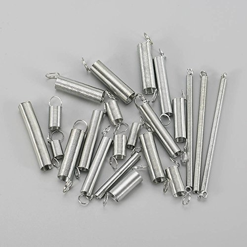Acier Pcs Hardware 200 De D'extension Metal Tension Ressorts Assortiment Ressort En Costume Pression Électrique Rokoo Set dqpXw05x0