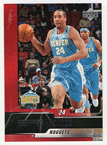 Andre Miller (Basketball Card) 2005-06 Upper Deck ESPN # 21