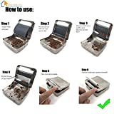Daycount Metal Automatic Cigarette Tobacco Smoking