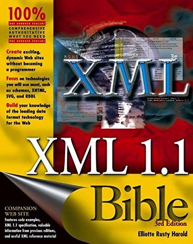 XML 1.1 Bible