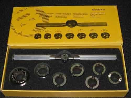 7 Watch Case Opener for Rolex Datejust, Submariner, Deepsea Ybox