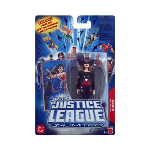 - Hawkgirl Justice League Unlimited Action Figure