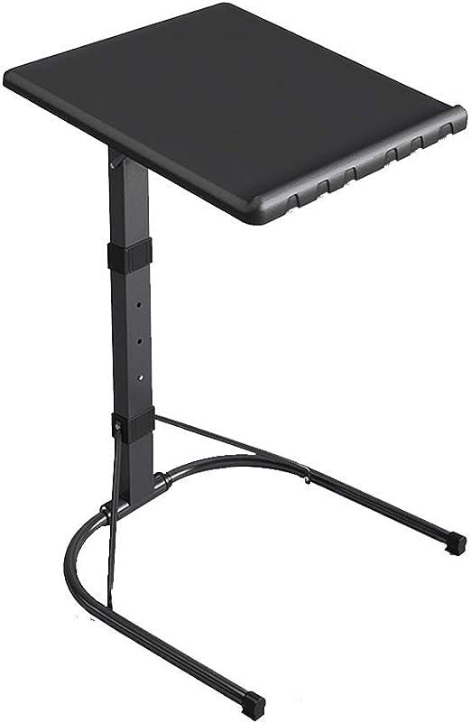 Table HAIZHEN Mesas Ordenador portátil, Mesa Plegable del sofá de ...