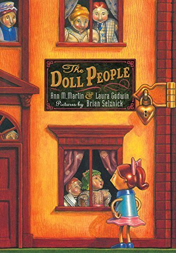 The Doll People by Ann M. Martin (2003-09-01)