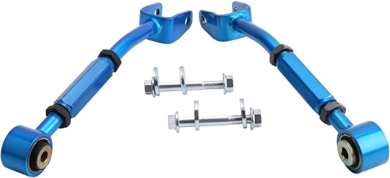 Fits 2003-07 Rear Camber Suspension Kit Nissan 350Z Adjustable BLUE