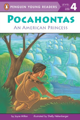 Pocahontas: An American Princess (Penguin Young Readers, Level 4) ()