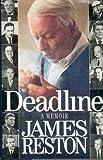 Deadline, James Reston, 0394585585