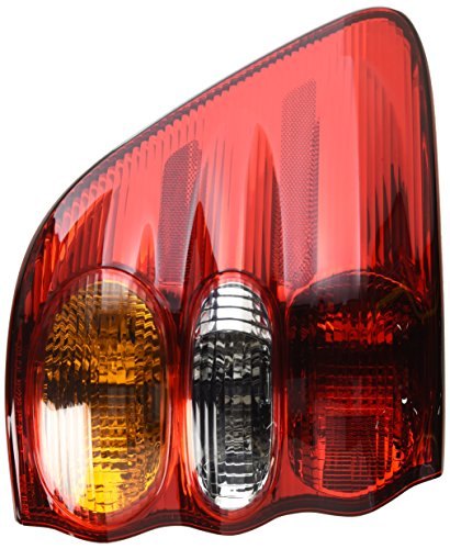 Toyota Sequoia Tail Lamp - TYC 11-6104-00-1 Replacement Tail Lamp (TOYOTA SEQUOIA)