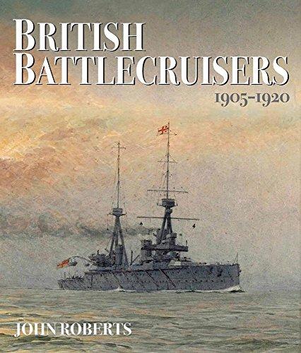 - British Battlecruisers 1905-1920