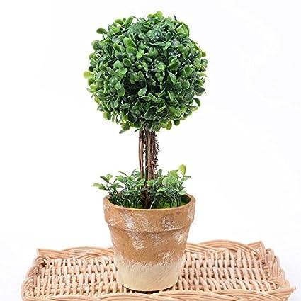 amazon com artificial potted plant european rural design home