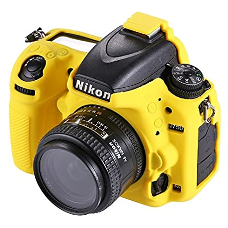 Mecaweb FUNDA COVER CARCASA SILICONA PARA Fotocamera Nikon ...