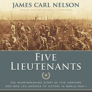 Five Lieutenants Hörbuch