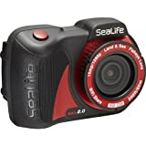 SeaLife Micro 2.0 16MP 1080p FHD Underwater Wi-Fi Digital Camera, 32GB Internal Memory, 200' Depth Rating