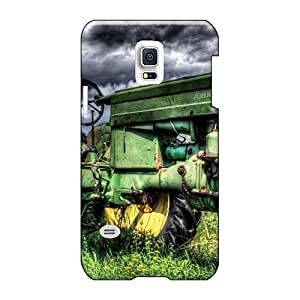 88bestcase Samsung Galaxy S5 Mini Scratch Resistant Hard Phone Case Customized HD Old John Deer Hdr Skin [rTp1619GzUP]
