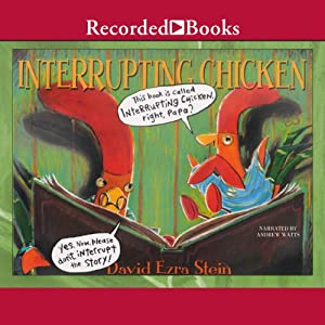 Interrupting Chicken Audiobook