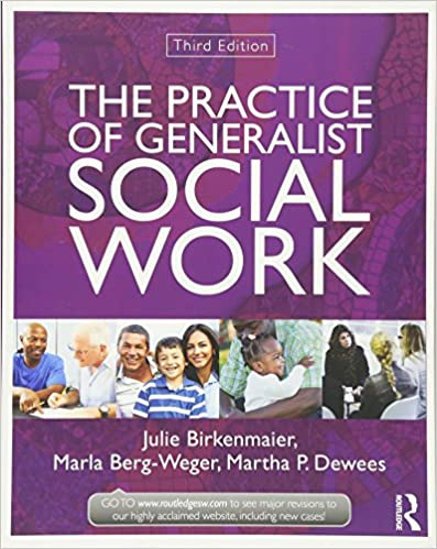 Amazon.com: The Practice of Generalist Social Work (New Directions ...
