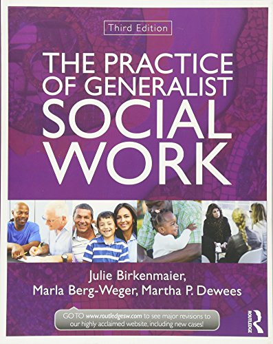 The Practice of Generalist Social Work New Directions in Social Work