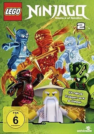Lego Ninjago - Staffel 2 [Alemania] [DVD]: Amazon.es: Dan ...