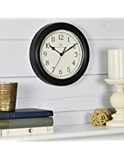 FirsTime & Co. Wall Clock, 8.5""