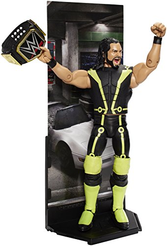WWE Elite Collection Raw Series #52 Seth Rollins