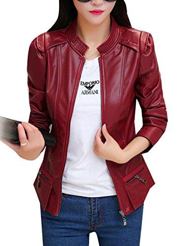 2x Ladies Motorcycle Jacket - 6
