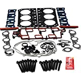#4: Head Gasket Set and Head Bolts Kit engine cylinder part 3800 3.8L 231 VIN K,2 GM 1997-2005