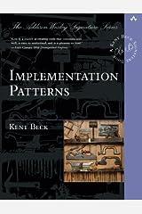 Implementation Patterns Paperback